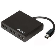 Accell Adapter Mini DisplayPort zu DisplayPort