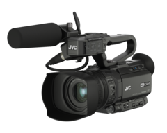 JVC Camcorder GY-HM180E
